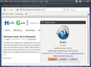 arora-web-browser-in-Ubunut-11.10-300x220