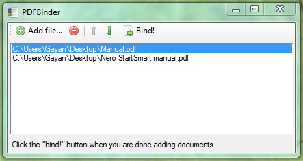PDFBinder-in-Windows-7