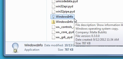 Locating-WindowsInfo-executable-file