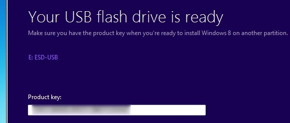 Windows-8-installers-Your-USB-flash-drive-is-ready-message