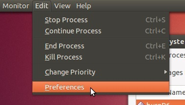 Accessing-Preferences-in-system-monitor-Ubuntu-12.10