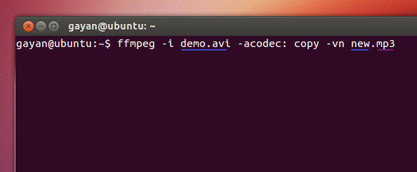 Using-ffmpeg-to-extract-an-audio-track-in-Ubuntu-12.10