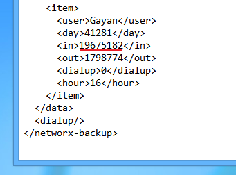 Copying-the-downloaded-data-from-the-saved-xml-file-Networx
