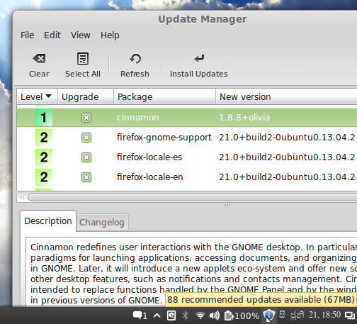 Update-Manager-running-on-Linux-Mint-15-Cinnamon
