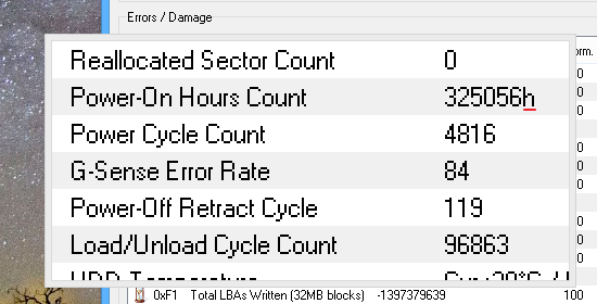 HDDExpert-power-on-hours-count-issue
