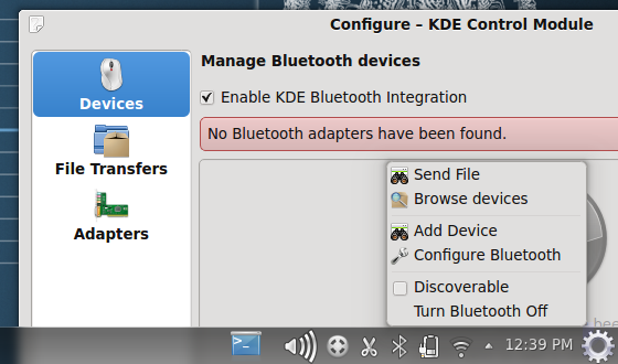 Bluetooth issue on 'Netrunner 14'