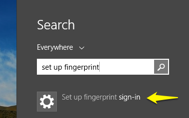 Opening-the-built-in-fingerprint-sensor-configuration-metro-utility-in-Windows-8.1