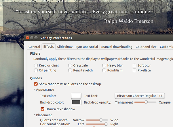 Variety-wallpaper-changer-quotes-customization-options-Ubuntu-16.04-LTS