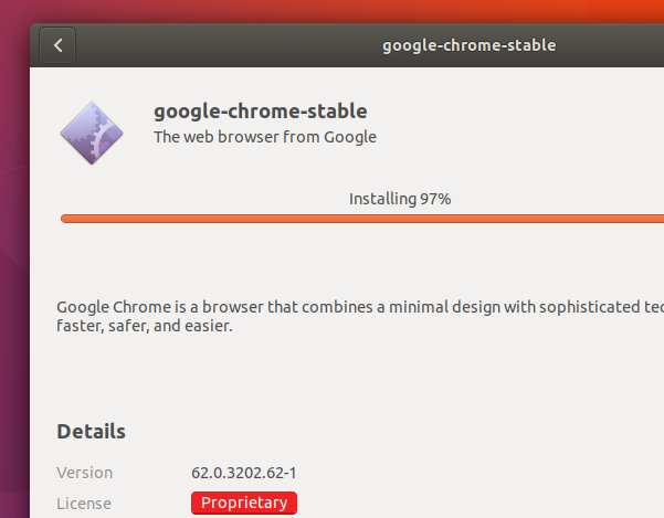 Ubuntu-Software-Center-installing-Proprietary-Packages-Google-Chrome