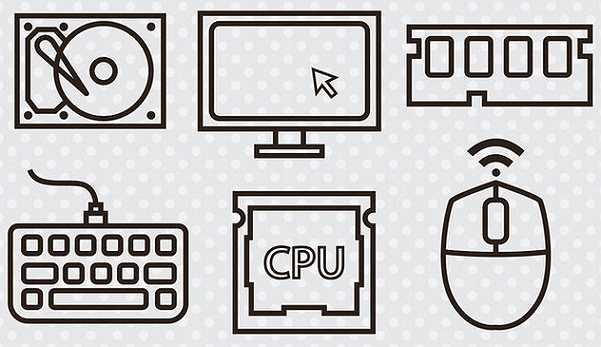computer-hardware-illustration